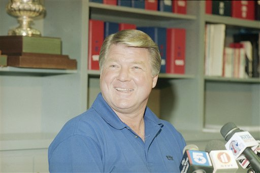 Jimmy Johnson: A Football Life Meets Underwater Life