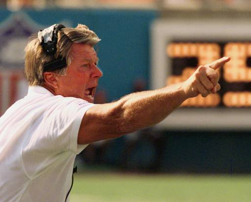 Reineking Recalls: From College To The Pros – Jimmy Johnson's Football Life