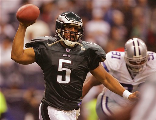 TDIF: Donovan McNabb's Magical Escape in 'Big D'