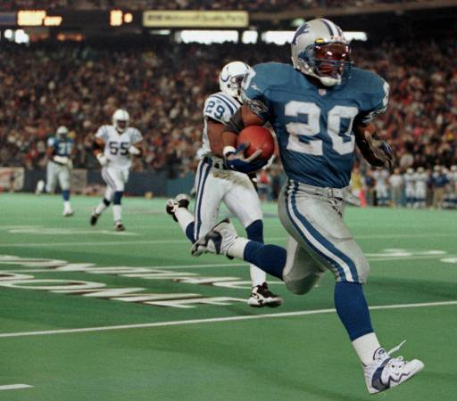 'Barry Sanders: A Football Life' – First Look