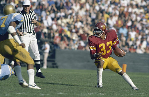 Reineking Recalls: Marcus Allen's Football Life