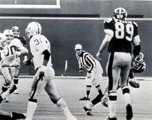 The NFL's Greatest Whodunnit: The Immaculate Reception