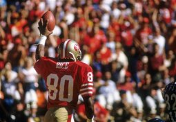TDIF: Jerry Rice's Record-Setting Day