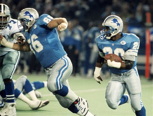 'Barry Sanders: A Football Life' –  A Look Back