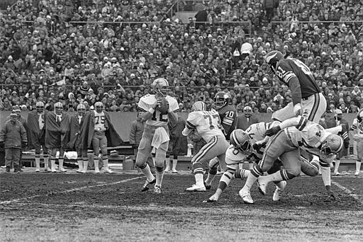"""This Day in Football: Roger Staubach's """"HailMary"""""""