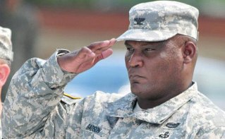 Col. Greg Gadson (US Army)