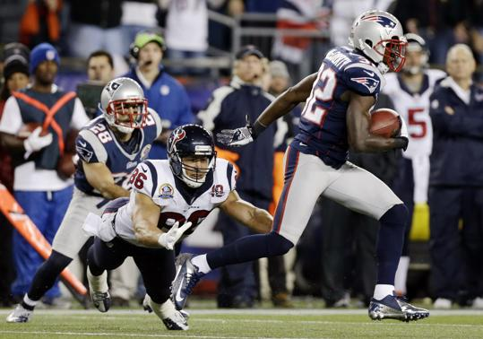 Films Encore – Texans vs. Patriots: 2012, Week 14