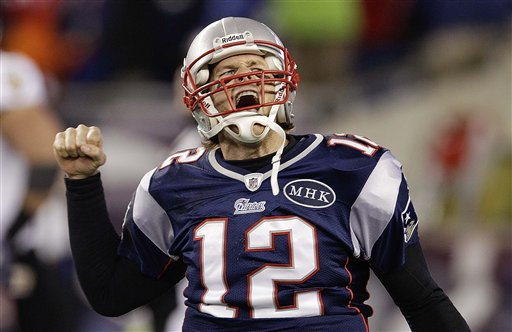 "Tom Brady Mic'd Up: Tonight on ""NFL Turning Point"""