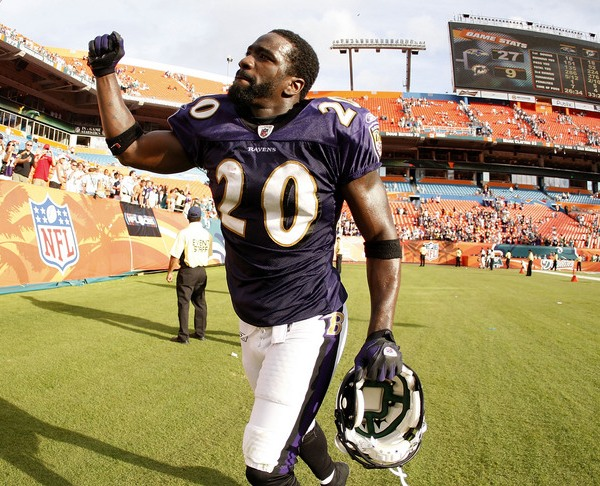 Films Encore: Steve Sabol and the Ravens Ed Reed