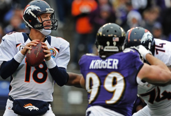 Films Encore – Broncos vs. Ravens: 2012, Week 15