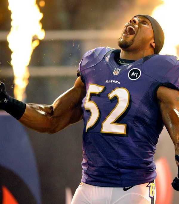"Sneak Peek: Ray Lewis Mic'd Up in Tonight's ""Turning Point"""