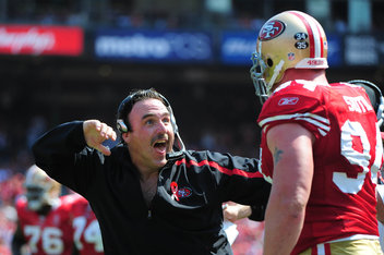 The long strange trip of the 49ers Jim Tomsula