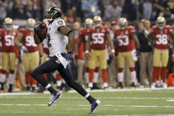Jacoby Jones: Super Bowl MVP 2.0