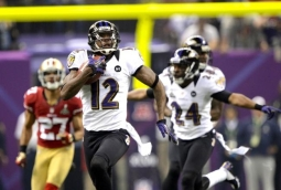 All Angles: Jacoby Jones 108 Yard Kick Return TD