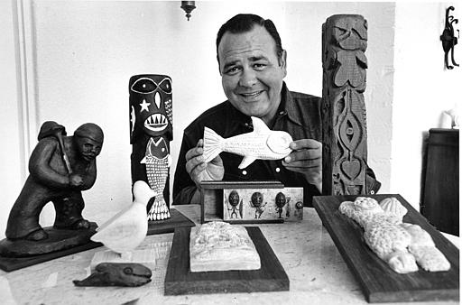 Tales from the Vault: Jonathan Winters Takes his Talents to theGridiron