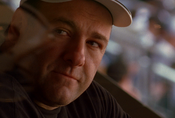 The Day James Gandolfini came to NFL Films