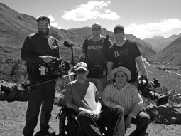 No White Flags – NFL Films documents Steve Gleason's journey to Machu Picchu