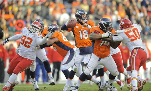 Could this Week 11 match-up be an AFC Championship preview?