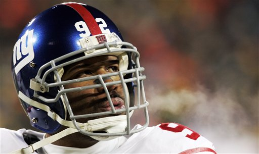 """Michael Strahan: A Football Life"" Preview"