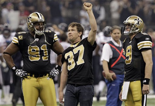 """Steve Gleason: A Football Life"" Sneak Preview"