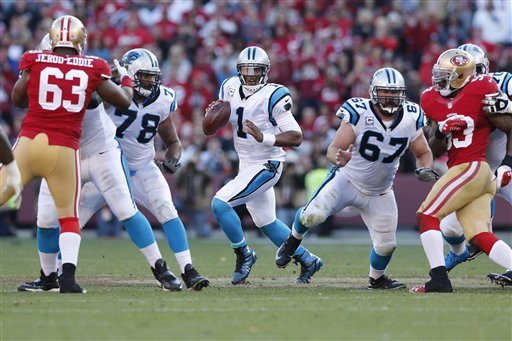 """Tonight on """"NFL Turning Point"""": Panthers Get HugeWin"""