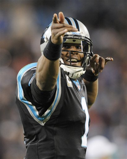 Cam Newton and the Panthers showed the nation they're here to stay Monday night.