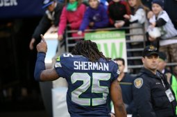 "Tonight on ""NFL Turning Point"": Richard Sherman Interview Sneak Peak"