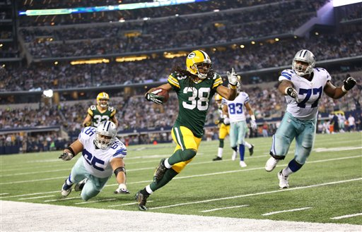 Tonight on NFL Turning Point: Packers Keep Their Playoff Hopes Alive