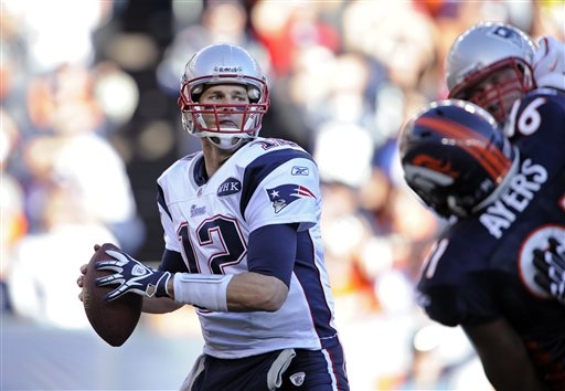 What kind of success will Tom Brady have against a banged-up Denver D?