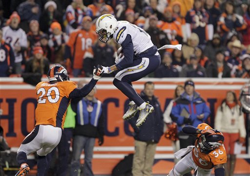 Divisional Round Playoff Preview: San Diego (6) at Denver(1)