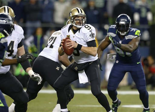 Can Drew Brees and the Saints keep their momentum with an upset over the #1 seed?