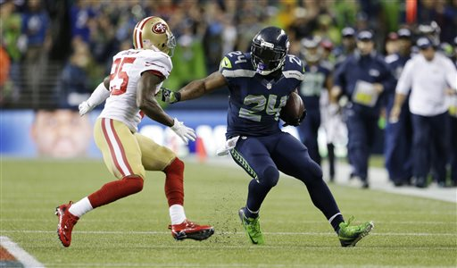 NFC Championship Game Preview: San Francisco (5) at Seattle (1)