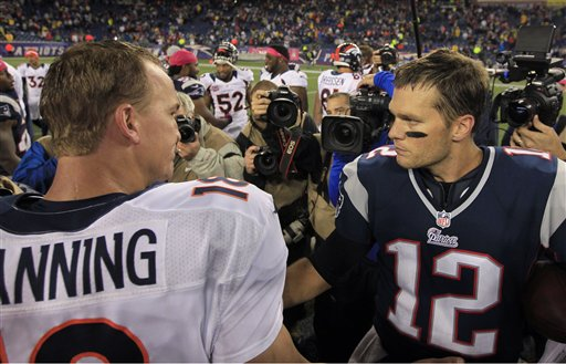 AFC Championship Game Preview: New England (2) at Denver (1)