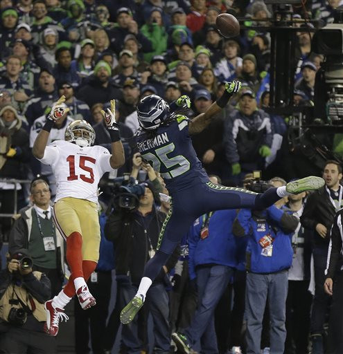 "Tonight on ""NFL Turning Point"": Sherman, Seahawks advance to New York"