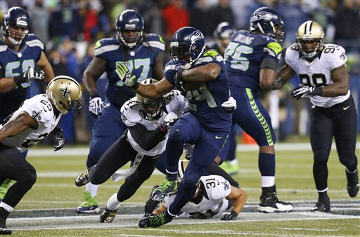 Divisional Round Playoff Preview: New Orleans (6) at Seattle (1)