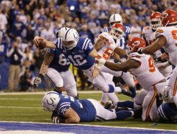 "Tonight on ""NFL Turning Point"": Luck Leads Second-Greatest Comeback Ever"