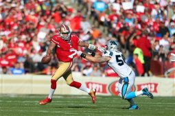 Divisional Round Playoff Preview: San Francisco (5) at Carolina (2)
