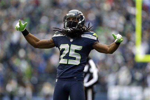 """NFL Turning Point"" Sneak Peek: Richard Sherman Wired"