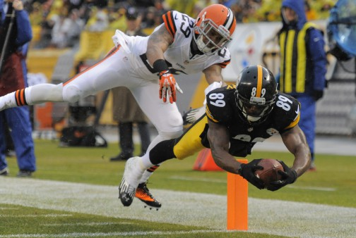 We Can't Wait: Browns vs.Steelers
