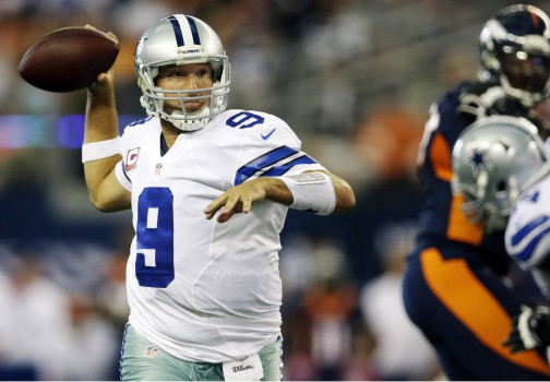 #NFLTop10 Sneak Peek: Twitter rips Tony Romo