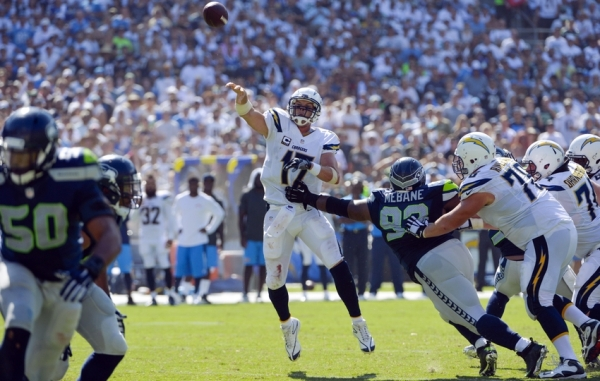 """How Rivers Ran Over the Seahawks – Tonight on """"NFL TurningPoint"""""""