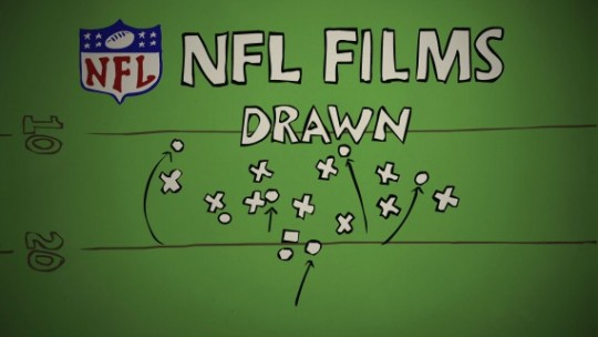 NFL FILMS DRAWN: The Animated Series from NFL Films