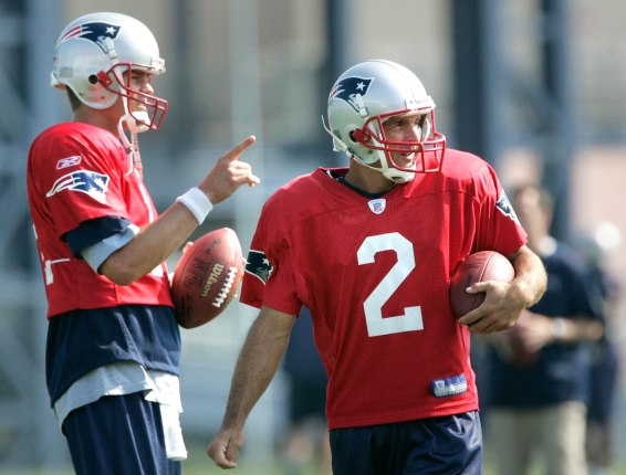 Tom Brady & Doug Flutie