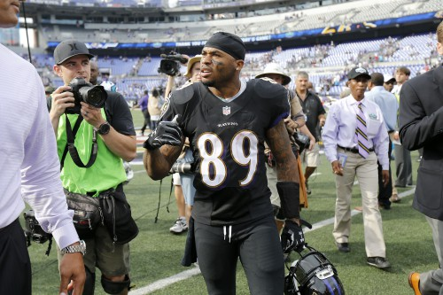 """NFL Turning Point"" – Steve Smith Sr.'s Revenge Game"