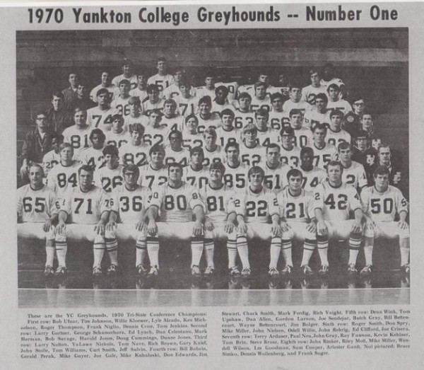 """A Football Life – Lyle Alzado"" BONUS: The Pride of Yankton College"