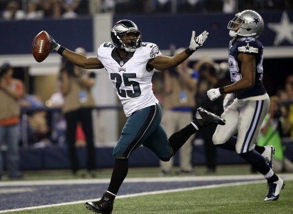 ENCORE: NFL Films Presents on Fox Sports 1 – LeSean McCoy