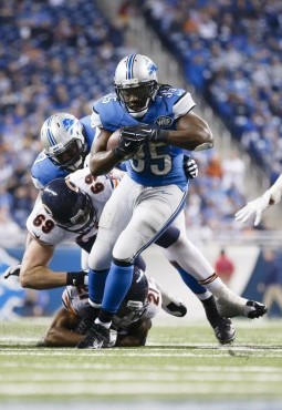 """Encore – """"NFL Films Presents: Joique Bell"""" on Fox Sports1"""