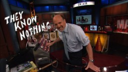 """""""THERE GOES SWIFTY!"""" – Behind the Scenes of NFL Films DRAWN starring Mad Money's JIMCRAMER"""