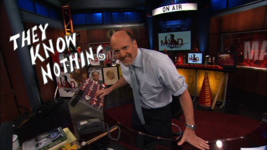 """There Goes Swifty!"" – Behind the Scenes of ""NFL Films Drawn"" starring Mad Money's Jim Cramer"