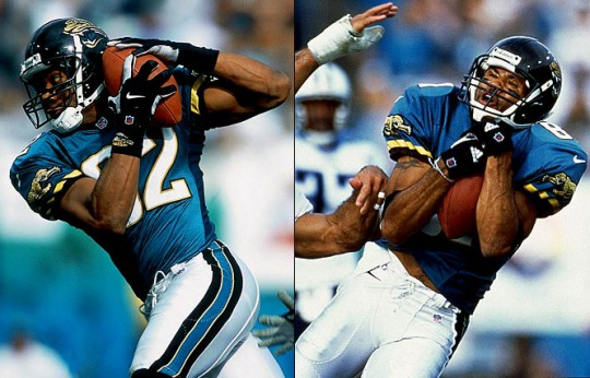 "Sneak Peek at ""Jimmy Smith & Keenan McCardell: A Football Life"""